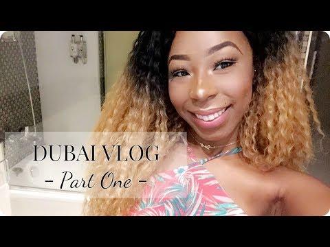 DUBAI VLOG #1 | Abisola Jaydee