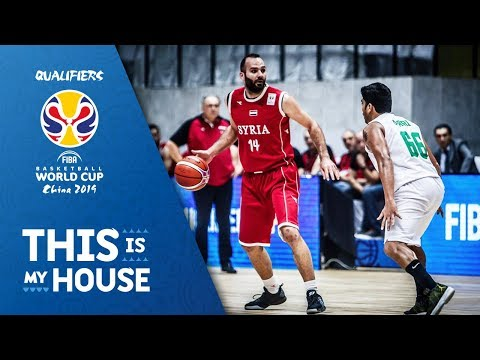 India v Syria - Full Game - FIBA Basketball World Cup 2019 -