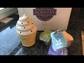My Scentsy Birthday Haul