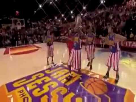 NBA All Star Games 2009-Harlem Globetrotters