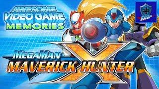 Mega Man Maverick Hunter X Review (PSP) - Awesome Video Game Memories (Battle Geek Plus)