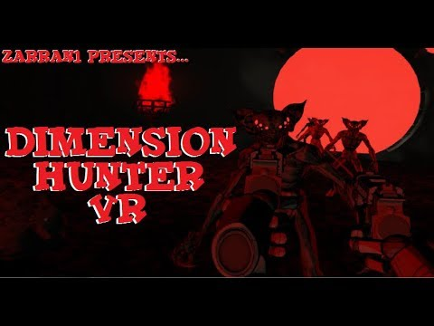 I Am A Comic Book Hero in Dimension Hunter in Virtual Reality! Call me Marv :)