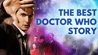 Why The Family of Blood is Doctor Who's Best Story