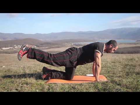 ЛФК при пиелонефрите: примеры упражнений