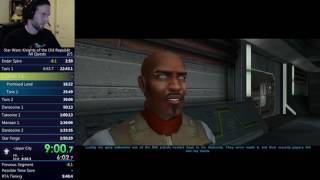 SW: KotOR All Quests in 2:42:20