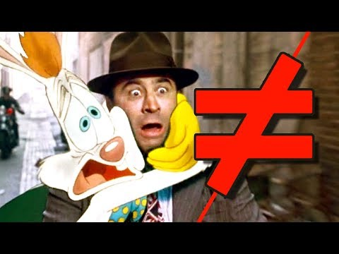 Who Framed Roger Rabbit - What's The Difference?