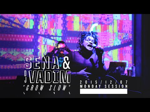 DJ Vadim feat. Sena / Monday Session @ Toldi
