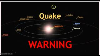 Megaquake causes global tectonic shift | Megathrust