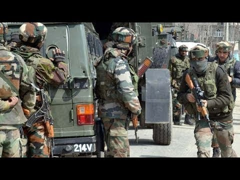 Jammu and kashmir Pulwama CRPF camp attack: 5 jawans, 2 terrorists killed