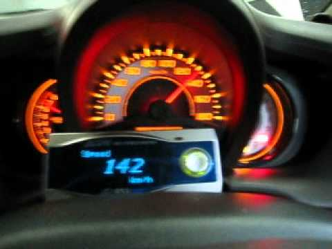 Honda BRIO F-CON S + UNLOCK 140 km/h via RSM on DYNO
