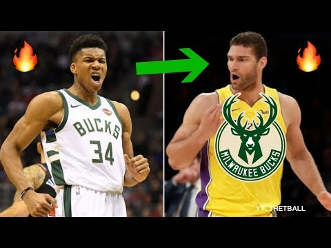 How Brook Lopez Fits With the Milwaukee Bucks | Comeback Season After Los Angeles Lakers?