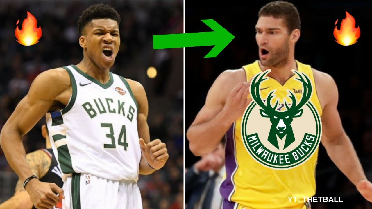 best loved 4d6cd b99e7 How Brook Lopez Fits With the Milwaukee Bucks | Comeback Season After Los  Angeles Lakers?