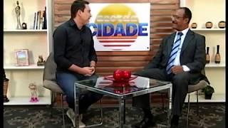 Dr. Jomateleno entrevistado na Rede Cidade em Roraima (31out17).