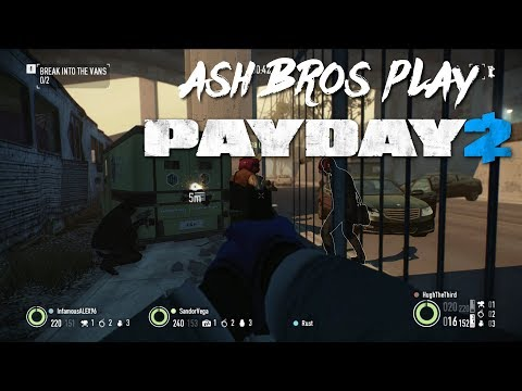 THE GAME COULDN'T HANDLE US! OMG!  - PAYDAY 2 GAMEPLAY |