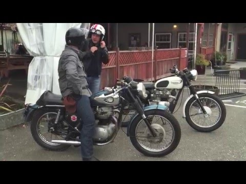 BSA and Triumph Motorcycles