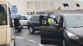 Policia spanjolle zbulon rrjetin e trafikut te shqiptareve drejt Anglise