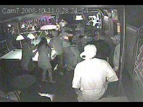 Lefty's Brutal Bar Fight Spokane, Wa.