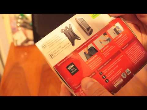 видео: Крепим на кронштейн holder lcds-5001 монитор для игр
