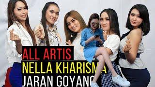 Nella Kharisma - Jarang Goyang - Dangdut Koplo Ugal-ugalan - Lirik lagu Jaran Goyang
