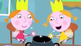 El Pequeño Reino de Ben y Holly - Daisy Y Poppy - Dibujos Infantiles - Capitulos Completos