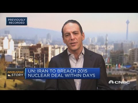 European mechanism to allow trade with Iran 'operational' | Squawk Box Europe