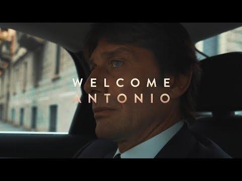 #WELCOMEANTONIO | Antonio Conte will be Inter's new Coach ⚫🔵 Official announcement video