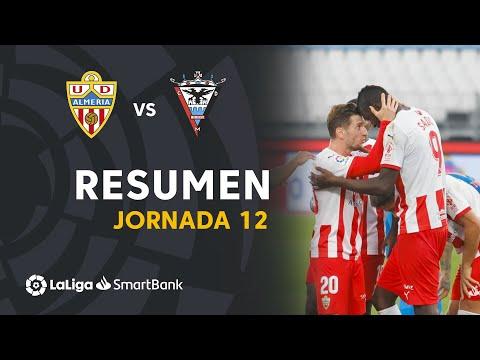 Almeria Mirandes Goals And Highlights