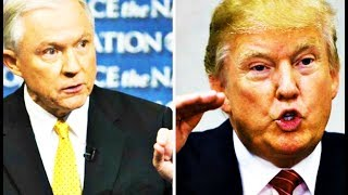 AUDIO: Trump Confused & Irate About Jeff Sessions' Recusal, Thinks It's 'Very Unfair'
