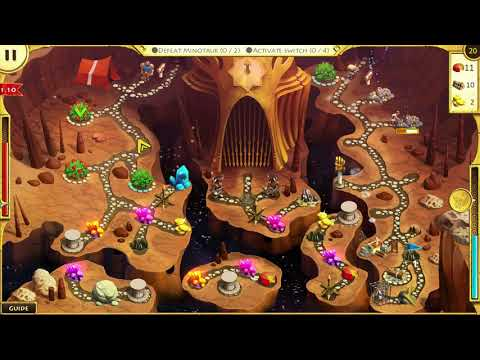 12 Labours of Hercules V: Kids of Hellas Level 1.10 Guide |