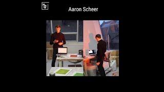 Aaron Scheer Live on MoCDA