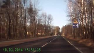 Zwierzeta na drodze Zumpy 10032014