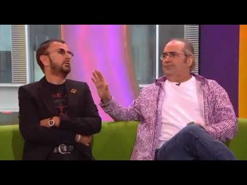 Danny Baker & Ringo Starr on The One Show