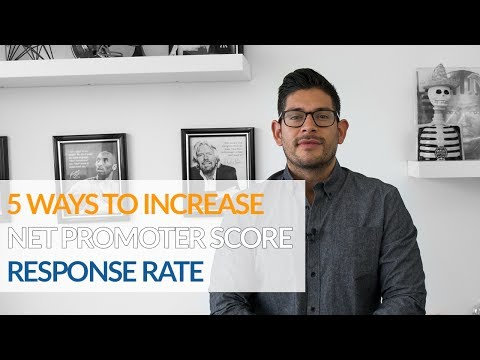 5 Ways To Increase Your Net Promoter Score Response Rate