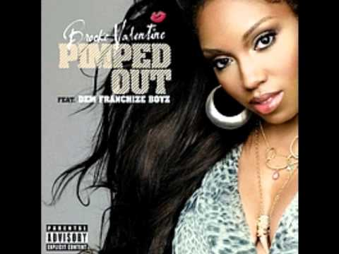 Pimped Out (feat. Dem Franchize Boyz) - Brook Valentine