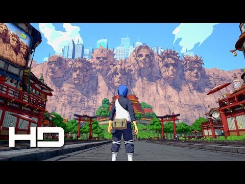 Naruto to Boruto: Shinobi Striker - 30 Minutes Of Closed Beta Gameplay 1080p HD60