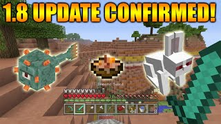 ★Minecraft Xbox 360 + PS3: NEW Update 1.8 Features Confirmed + Possible Biomes Only Update & MORE!★