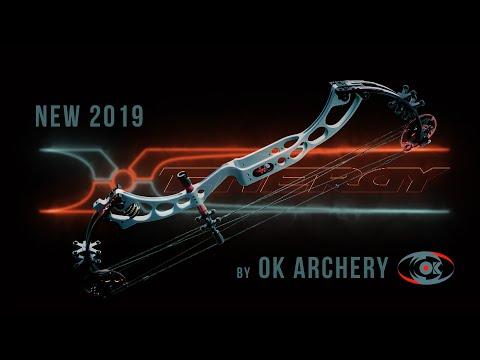 OK Archery X-Energy 36, new Compound 2019!