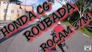 FUGA DE CG ROUBADA