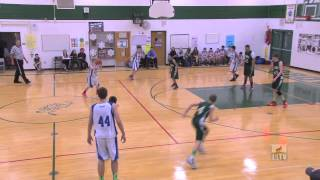 8th Grade Boys Basketball Game  : Grove Vs. Friendship for EGTV