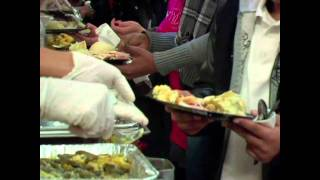 HELP USA RFK Apartments Thanksgiving Meal Service