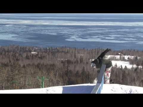 Lutsen Mountains Skiing and Snowbaording