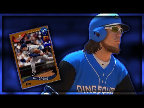 HE HAD THE DIAMOND ERIC GAGNE CARD ! | MLB The Show 17 Battle Royale