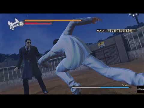Yakuza 0 - So Amon Fight |