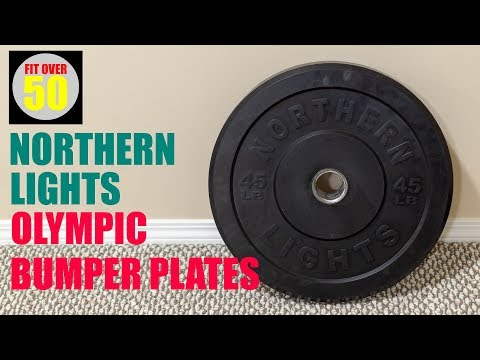 Northern Lights Olympic Bumper Plates: Affordable Alternative?