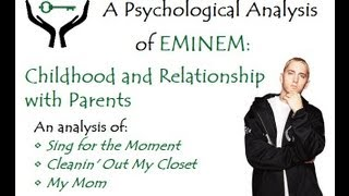 Psychological Analysis of Eminem: Childhood and Relationship with Parents