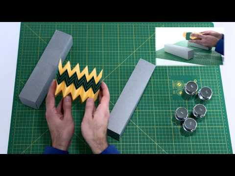 Researchers Discover New Way to Make Sturdy Structures that Fold Flat