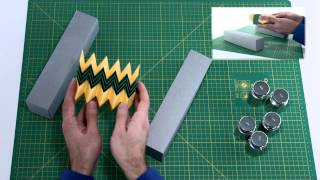 A Twist on Engineering:  Origami