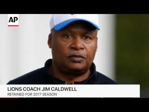 TATE FIRED UP LIONS KEEPING CALDWELL