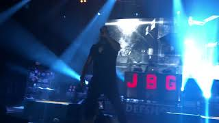 Kollegah & Farid Bang - Wenn der Gegner am Boden liegt Live (JBG3 Tour Mannheim Maimarktclub 14.01)