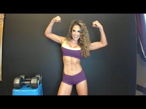 100 REP TNT UPPER BODY CHALLENGE with Jennifer Nicole Lee www.JNLVIP.com